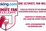 Ultimate Indiana Fan Experience Sweepstakes - Win Tickets
