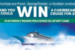 Kruger Slide into a Caribbean Cruise Contest - Win Tickets