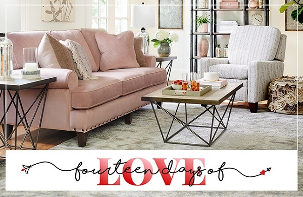 14 Days Of Love Sweepstakes - Win Prize