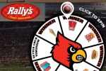 Louisville Rallys Basket Ball Spin to Win Sweepstakes