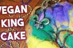 Mardi Gras King Cake Giveaway - Win Prize