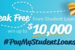 MoneySolver Pay Off Student Loans Contest - Win Cash Prizes