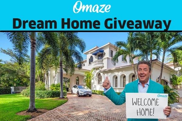 Omaze Miami Dream Home Giveaway