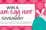 Oriental Trading Dream Egg Hunt Giveaway - Win Gift Card