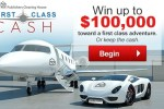PCH First Class Cash Sweepstakes - Win Cash Prizes