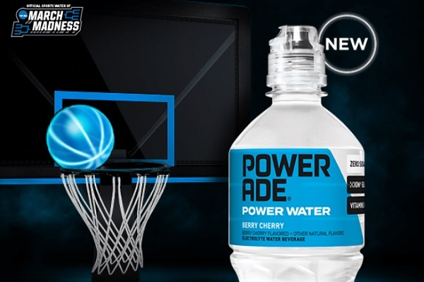 Powerade Basketball Instant Win Game - Win Prize