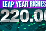 PrizeGrab.com Leap Year Cash Sweepstakes