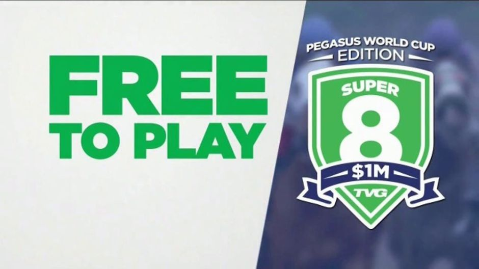 TVG Super 8 $200 Risk Free Bet Contest - Win Cash Prizes