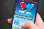 Valvoline Drives Instant Win Game Sweepstakes