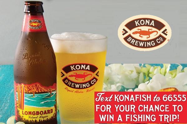 Kona Fishing Sweepstakes