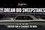 The Craftsman Dream Bid Sweepstakes