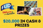 FUD $20,000 Lent Sweepstakes - Win Cash Prizes