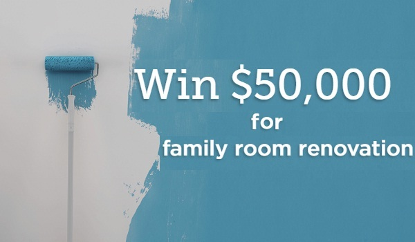 Hallmark Channel Renovation Fever Sweepstakes - Win Cash Prizes