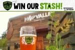 Hop Valley Brewing Trip Sweepstakes - Win Trip