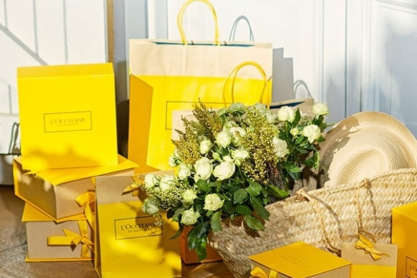 L Occitane Win Your Order Sweepstakes - Win Gift Card