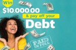 PCH $10k Pay Your Debt Sweepstakes - Win Cash Prizes