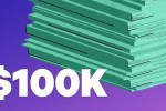 Wealthfront $100K Cash Sweepstakes