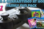The Beach Quarantined At Home Family Fun Pack Giveaway