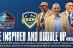 Gannett Media Be Inspired And Huddle Up Sweepstakes