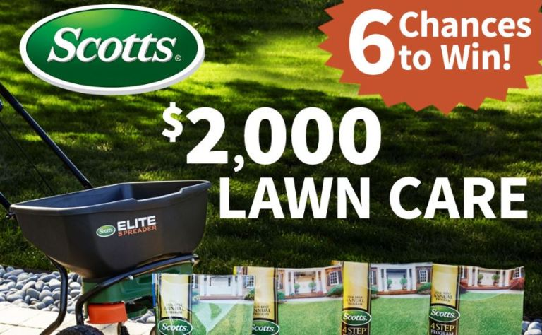 Do It Best $2000 Scotts Lawn Care Giveaway