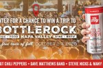 Illy Coffee BottleRock Festival Sweepstakes