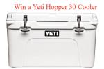 Hungry Fan Yeti Hopper Giveaway