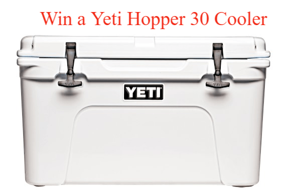 Hungry Fan Yeti Hopper Giveaway