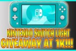 Stay Home & Game Nintendo Switch Lite Giveaway