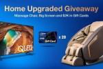 Newegg Home Upgraded Giveaway