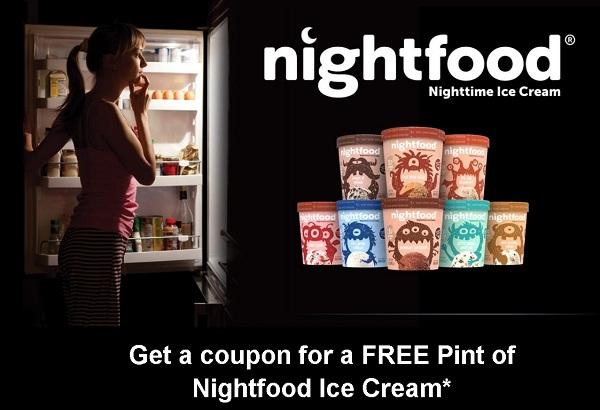 Nightfood Ice Cream Giveaway