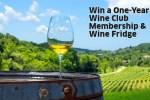 Omaze Wine Club Membership Sweepstakes