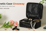 Songmics Cosmetic Cases Giveaway