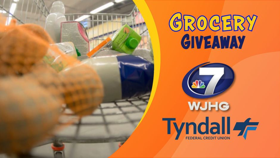 Wjhg.com Grocery Giveaway