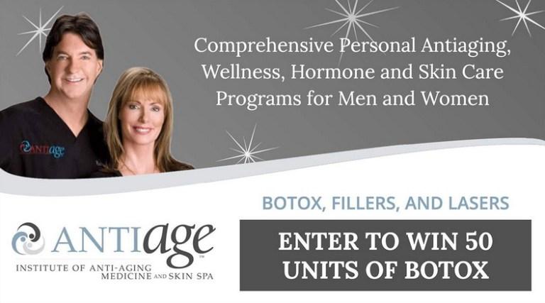 50 Units Of Botox Sweepstakes