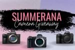 Summerama.com Spring Camera Giveaway