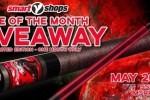 Viking Cue SmartShops Cue Of The Month Giveaway