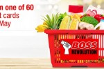 Bossrevolution.com Grocery Sweepstakes