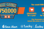 Save Mart Chase The Savings Sweepstakes