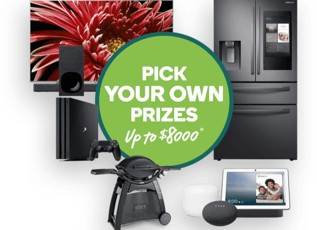 Woolworths Big Night In Contest