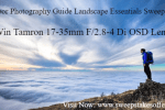 Outdoor Photography Guide Landscape Essentials Sweepstakes