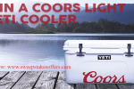 Coors Light Summer Giveaway