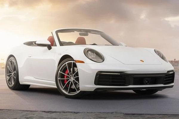 Omaze Porsche Carrera Sweepstakes