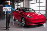 Omaze Tesla Model Y Sweepstakes