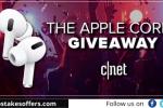 CNET Apple Core Headphone Sweepstakes
