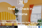 APT 2B Staycation Bedroom Suite Sweepstakes