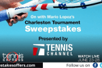On with Mario Lopez Charleston Tournament Sweepstakes