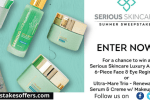 Shop HQ Serious Skincare Summer Sweepstakes