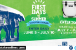 FirstBank First Days Of Summer Giveaway