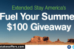 Extended America Fuel Your Summer Giveaway