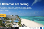 Southwest Vacations June Sweepstakes